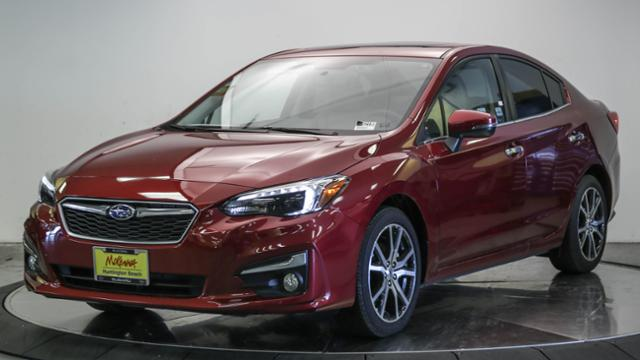 New 2017 Subaru Impreza 2.0i Limited 4-door CVT