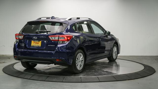 2018 subaru 5 door impreza. unique subaru new 2018 subaru impreza 20i premium 5door cvt inside subaru 5 door impreza