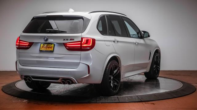 New 2018 BMW X5 M Sports Activity Vehicle