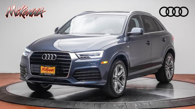 New 2018 Audi Q3 2.0 TFSI Premium Plus FWD