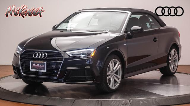 New 2018 Audi A3 Cabriolet 2.0 TFSI Tech Premium Plus FWD