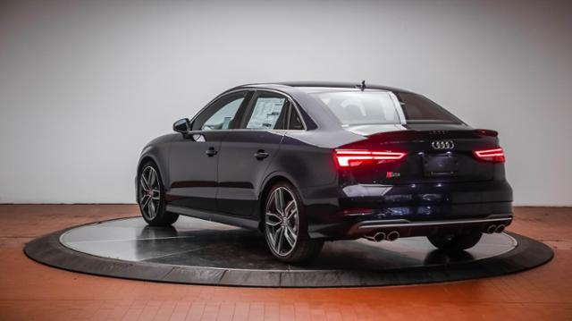 New Audi S TFSI Premium Plus Dr Car In Norwalk A - 2018 audi s3