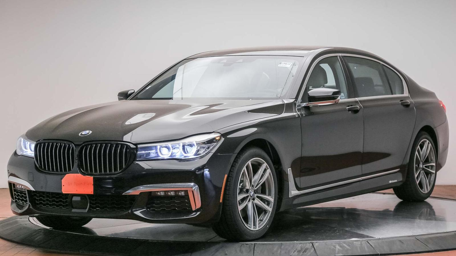 New 2018 Bmw 7 Series 740i Xdrive Sedan 4dr Car In Norwalk