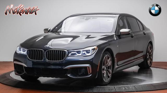 New 2017 BMW 7 Series M760i XDrive Sedan