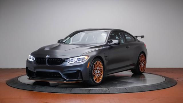 New 2016 BMW M4 2dr Cpe GTS