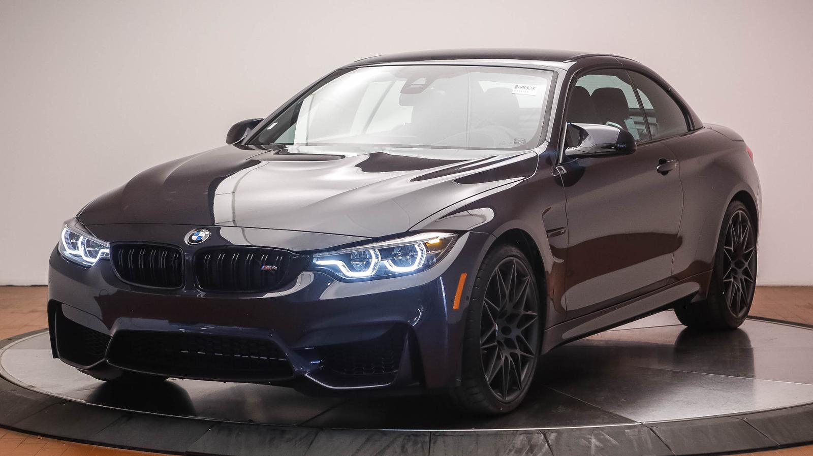 New 2019 Bmw M4 Convertible Convertible In Norwalk B53383