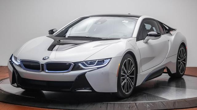new 2019 bmw i8 coupe 2dr car in norwalk  b52526