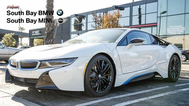 New 2019 Bmw I8 Coupe With Navigation Awd
