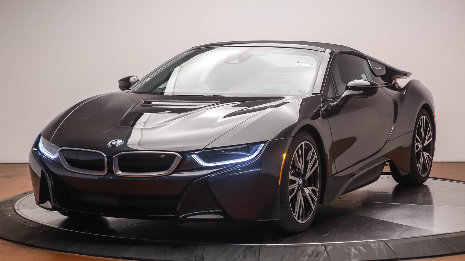 new 2019 bmw i8 roadster convertible in norwalk  b53507
