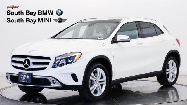 Pre Owned 2017 Mercedes Benz GLA GLA 250 SUV
