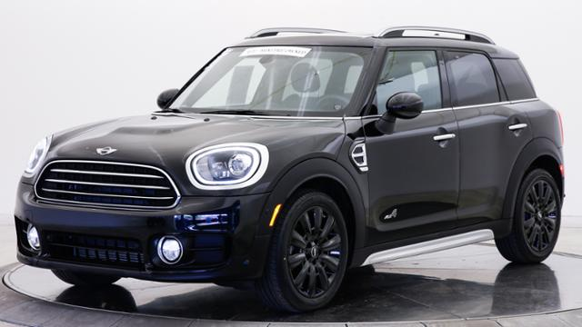 Pre Owned 2017 Mini Countryman Cooper All4