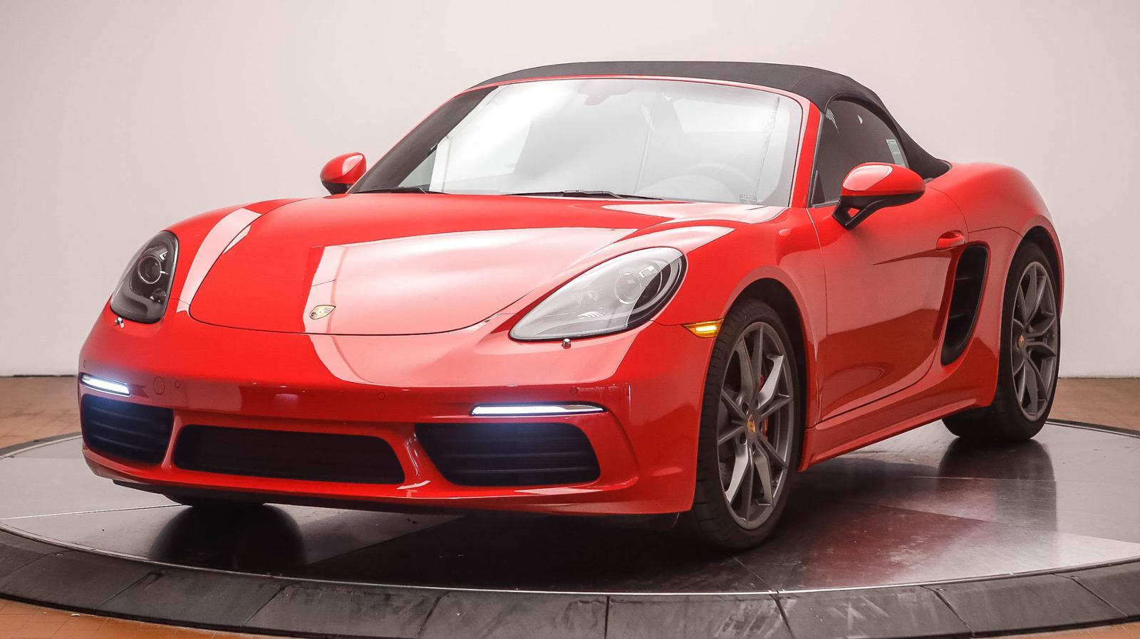 new 2017 porsche 718 boxster s roadster convertible in norwalk