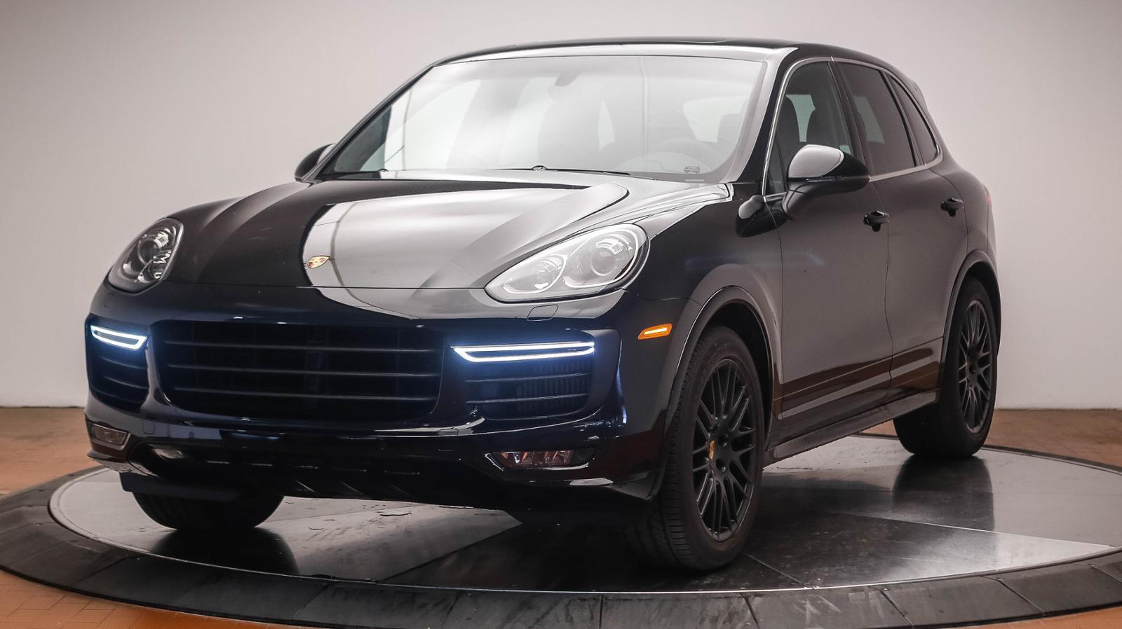 new 2018 porsche cayenne gts awd sport utility in norwalk p16781
