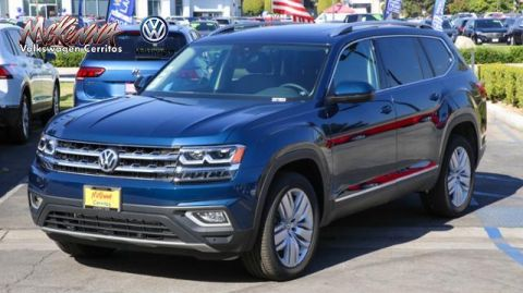 New 2019 Volkswagen Atlas 3.6L V6 SEL Premium 4MOTION