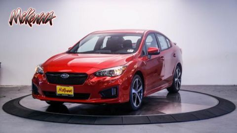 New 2017 Subaru Impreza 2.0i Sport 4-door Manual