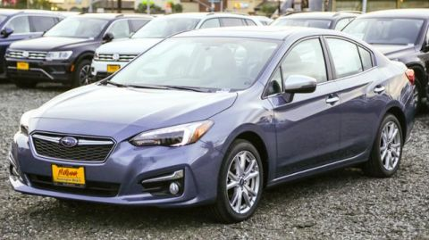 New 2018 Subaru Impreza 2.0i Limited 4-door CVT