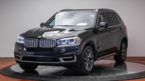 New 2018 BMW X5 sDrive35i sDrive35i