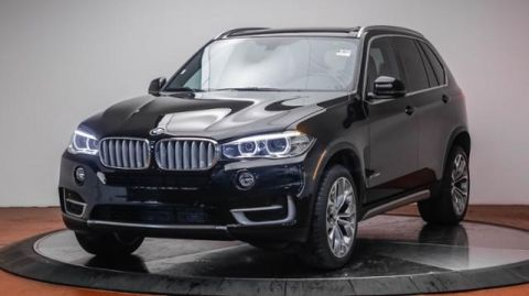 New 2018 BMW X5 xDrive35d Sports Activity Vehicle
