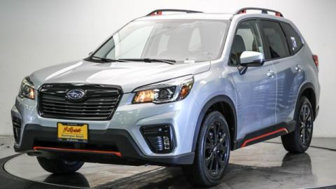 New 2019 Subaru Forester 2.5i Sport
