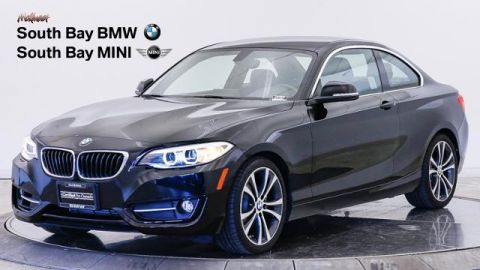 Certified Pre-Owned 2015 BMW 2 Series 2dr Cpe 228i RWD