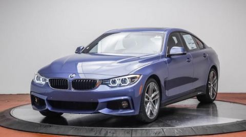 New 2018 BMW 4 Series 440i Gran Coupe