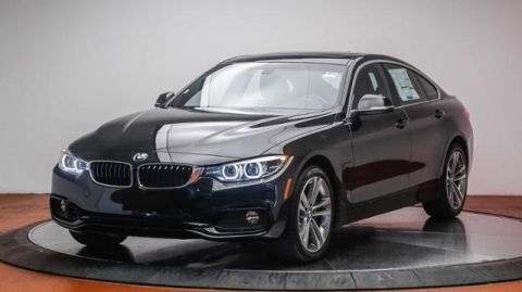 New 2018 BMW 4 Series 440i xDrive Gran Coupe