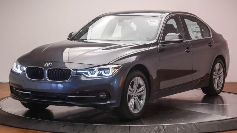 New 2018 BMW 3 Series 330i Sedan