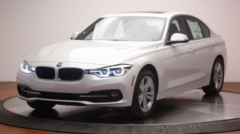 New 2018 BMW 3 Series 328d Sedan