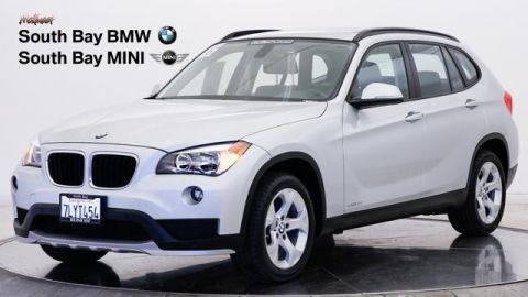 Certified Pre-Owned 2015 BMW X1 RWD 4dr sDrive28i