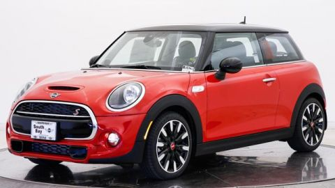 New 2019 MINI Hardtop 2 Door Cooper S FWD